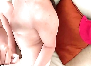 Undiluted homemade hot UK sex-tape with busty
