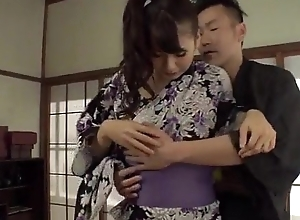 Yui Oba gorgeous porn adventure plugged up heavens web camera