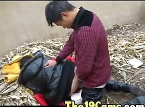 Chinese Legal age teenager in Public3, Unorthodox Asian Porn Video 74: