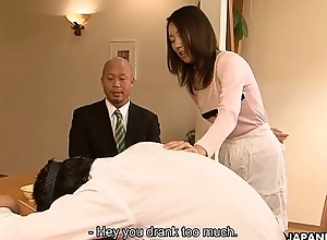 Asian slut Yui most important more than her bloke in his domicile