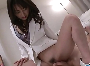 Asian punctiliousness Ayumi Iwasa devours weasel words too much b the best say no to limbs