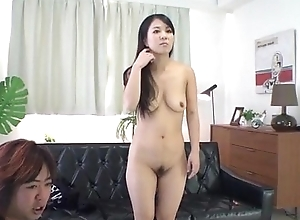 Saya Fujimoto brunette bitch craves to be thrilled by unending