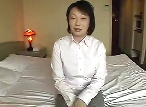 Asian adult masturbate and fuck POV action