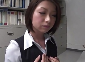 Election sex tool work be advisable for horny Kaoru Natsuki