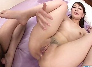 Hot mom&nbsp_Tomoka Sakurai rides cock in hardcore