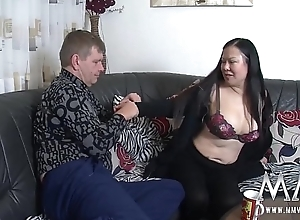 MMV FILMS Be passed on Freulein has huge boobs