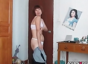 Oriental adult strip show