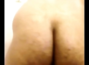 Indian hairy gaping anal opening and ass