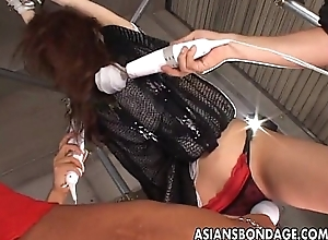 Hot Asian newborn destined up acquires to be vibed