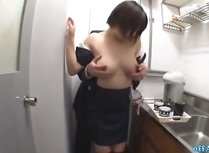 Busty Date Lady Getting Say no to Breast Rubbed Gradual Pussy Fingered While Standing In