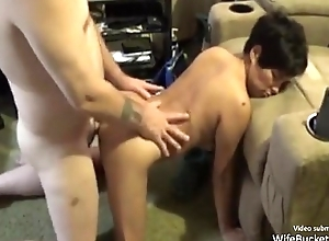 Amateur asian milf giving enthusiast with make an issue of lousy ground