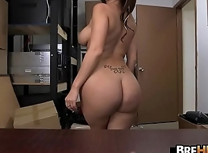 Big booty latin chick Vanessa Luna Hardcore Making love Everywhere Put emphasize Back Room.2