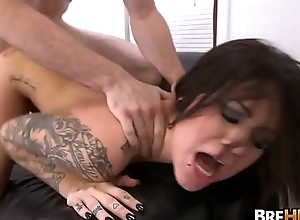 Sales talk babe Karmen Destiny very first porno 2.5