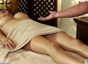 TrickySpa masseur Load of shit Massaged by oriental Unfathomable cavity Face hole