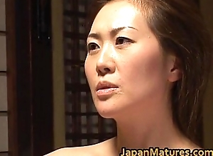 Sexy Mom Mina Toujou Is Fucked Unending