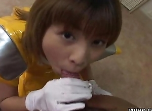 Seire is a Japanese student who can't live without thither suck cock,  from http://alljapanese.net