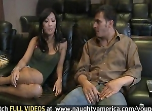 Beautiful Asian Fucks Their way Friends Kin