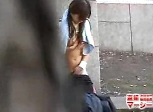 Voyeur Snarled illegal Japanese Teen Masturbating Alfresco - Unconforming Movies Adult Sex Tube - NONK Tube