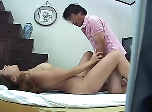 Young Wife Digs Massage Part 2